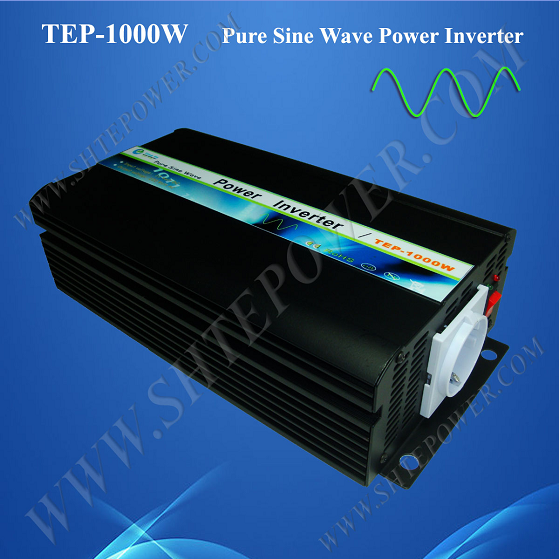 pure sine wave off grid tie dc ac converter 48v 220v 1000w(China (Mainland))