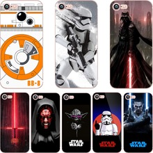 Buy phone cases R2D2 BB8 Star Wars Coffee Stormtrooper Darth Vader soft silicon case cover Apple iphone 7 7plus 5S SE 6 6plus for $1.77 in AliExpress store