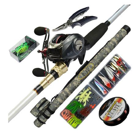 Casting fishing rod daiwa for Fishing rod set