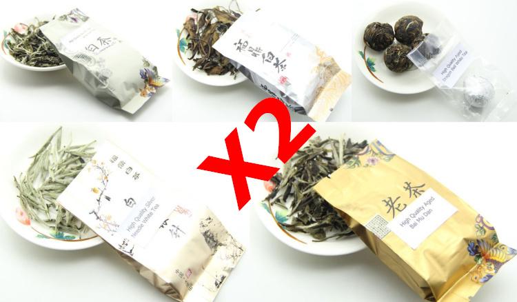 5 Different Flavor High Quality White Tea 10bags 50g Tea Sachet Tea China