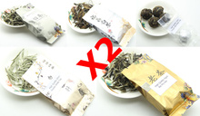 5 Different Flavor High Quality White Tea *10bags 50g