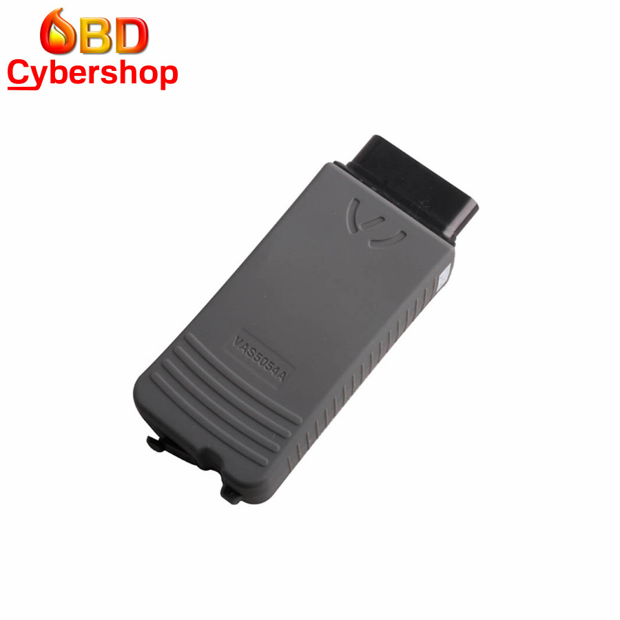 Фотография  Multi-languages VAS 5054A Bluetooth ODIS V3.0.1 For VW/Audi/Bentley/Lamborghini Diagnostic Tool with OKI Chip