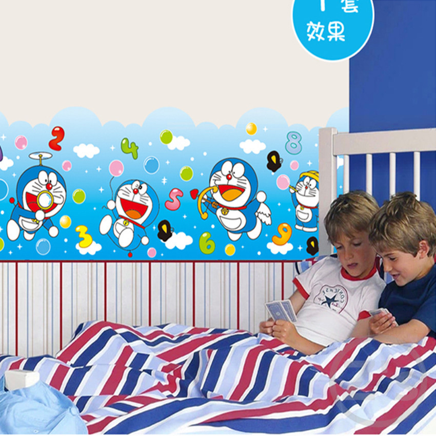 Japan Viking wall stickers Dora A Dream home decor Tinker Bell adhesive for baby kids children ay7182(China (Mainland))