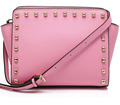 2016 Women bag Ladies women messenger bags handbags women famous brands big shoulder bag rivet Dollar