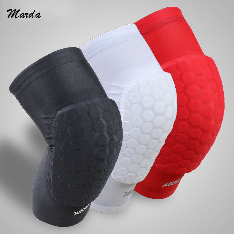 20Pcs/Lot Wholesale Sports Safety Supports Cycling Hunting Knee Pads Knee Protector Basketball Knee Guards Gym Accessories <br><br>Aliexpress
