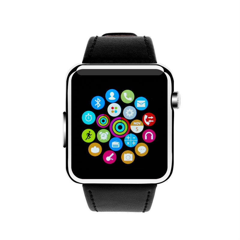List of smart watches compatible with iphone