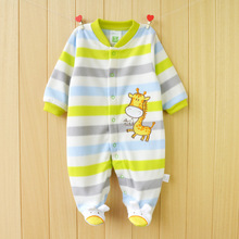 New 2015 Autumn/Winter Baby Rompers clothes long sleeved Newborn Boy Girl Polar Fleece Baby Jumpsuit newborn baby Clothing