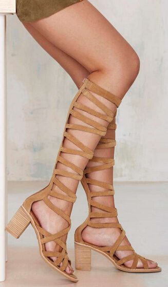 Здесь можно купить  Enyo Knee-High Gladiator Suede Sandal Boots knee-high suede beauties caged Heel Women Sandal Boots genuine leather Women Pumps Enyo Knee-High Gladiator Suede Sandal Boots knee-high suede beauties caged Heel Women Sandal Boots genuine leather Women Pumps Обувь