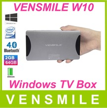 2015 Vensmile w10 mini pc computer stick Windows 8.1 OS 2GB/64GB Intel Z3735F 3000mAh BT 4.0 HDMI port mini Pocket pc in stock(China (Mainland))