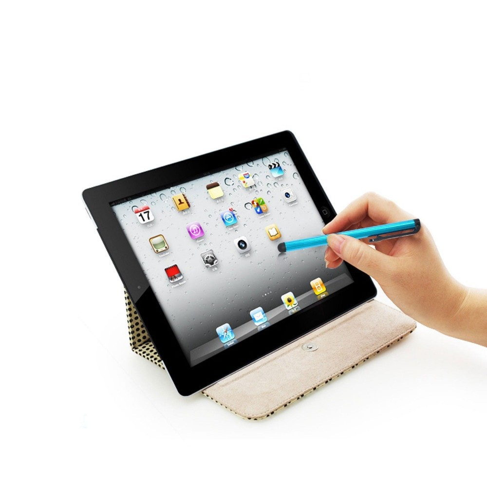 Universal Capacitive Touch Stylus Pen for iPad iPhone All Mobile Phones Tablet(China (Mainland))