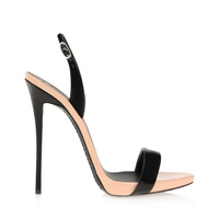 Free Shipping 2015 shoes Simple elegance black suede sandals criss-cross ankle strap high heel evening party shoes