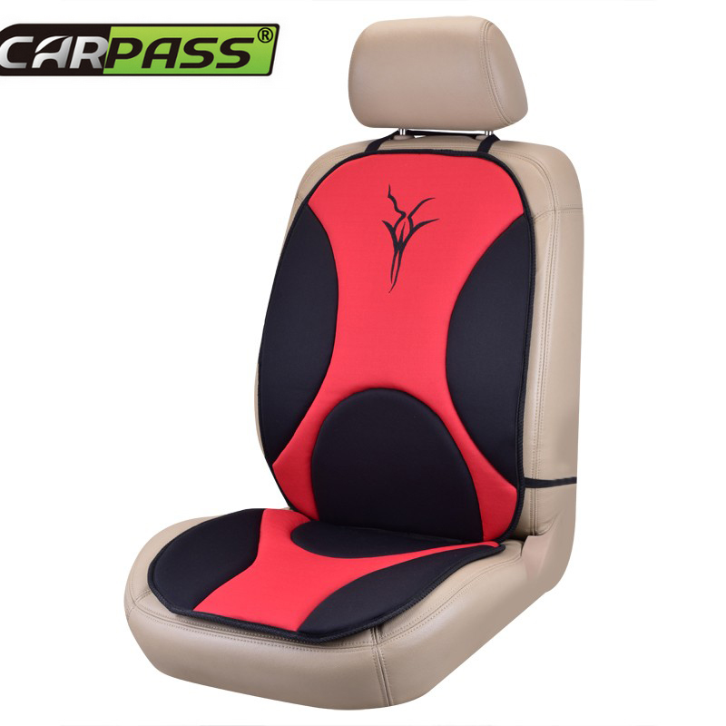 Car-pass Summer Luxury Five Color Different Car Seats Cover universal car seat covers Red Blue Orange Whole Car Seat cushion(China (Mainland))