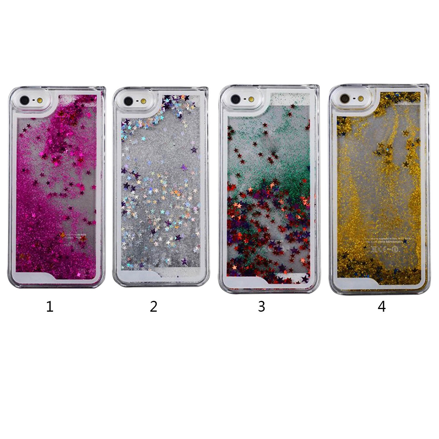 New Star Cell Phone Cases for celular coque iphone 5 5S