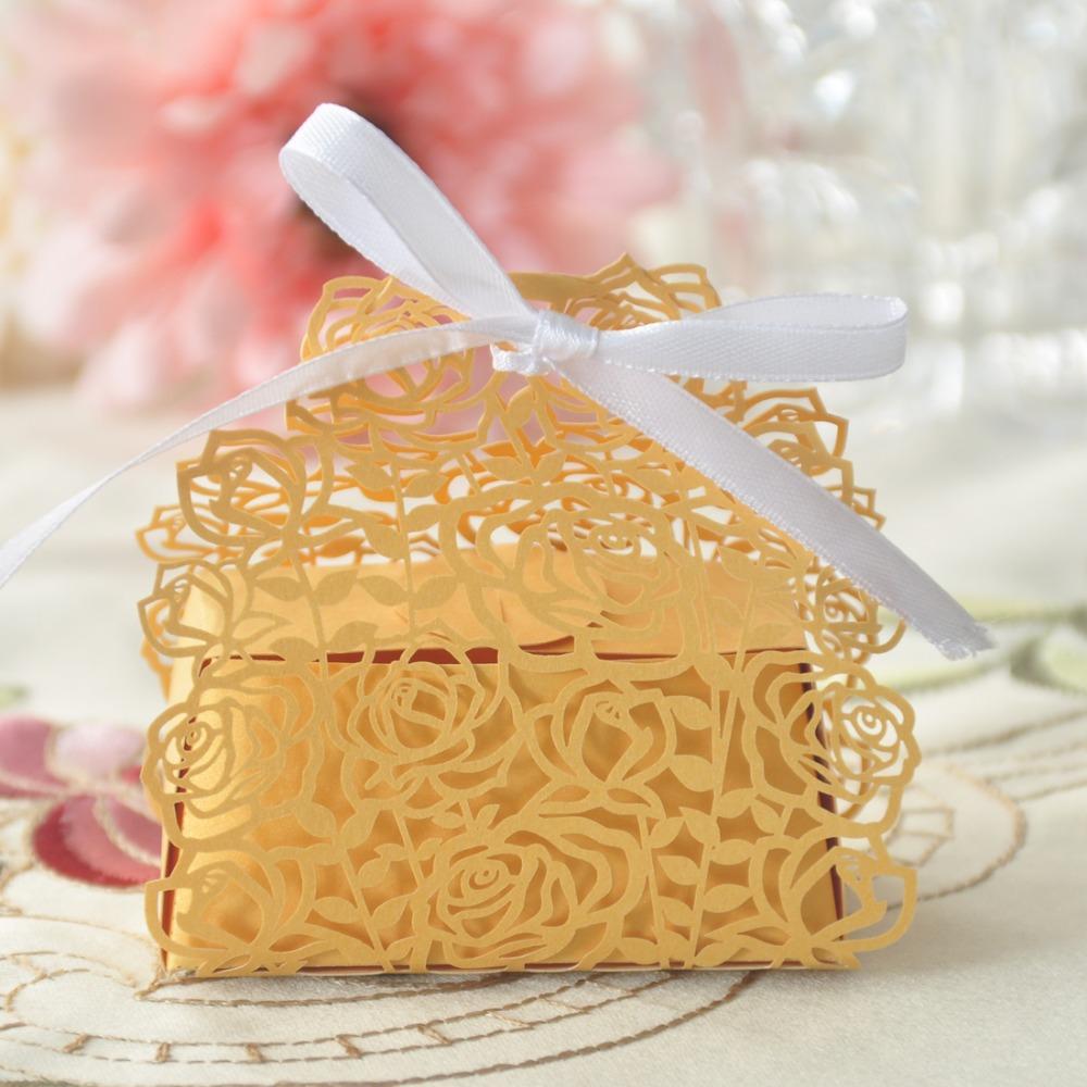 Regalo de boda para los huéspedes