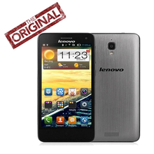 Original Lenovo S660 S668T Mobile Phone MTK6582 Quad Core 8G ROM 4.7'' IPS 8MP Dual SIM WCDMA GPS Multi language 3000mAh Russian