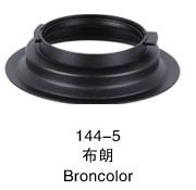 NO00DC 144mm Mounting Flange Broncolor-Mount Speed ring softbox mount for Broncolor Impact Visatec (B) Studio Flash Light CD50(China (Mainland))