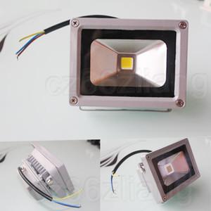 Warm White 10W AC 220V Spotlight Flood Light Garden Outdoor Lighting 2800 3500K(China (Mainland))