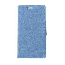Buy TobeThird Sony L1 Case Linen Texture Card Holder Wallet PU Leather Flip Phone Case Sony Xperia L1 for $8.99 in AliExpress store