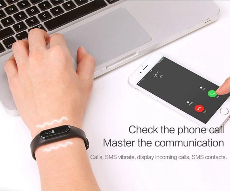 Smartband Heart rate Bracelet 4