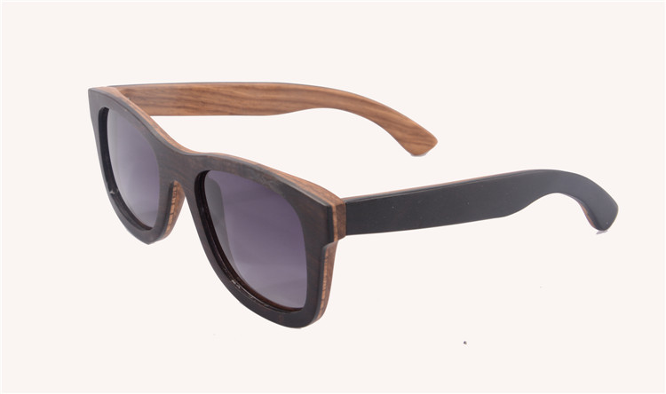 2014 Hot selling Fashion sunglasses wood made wooden mirror vintage oculos de sol feminino 6016 - The Supplier of High-end Glasses store