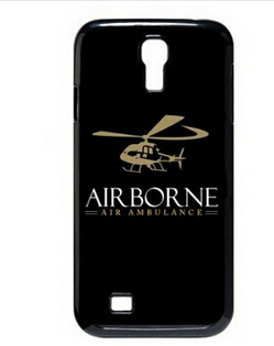Retail Cool Military Army Air Borne Plastic Cover Case for SamSung Galaxy S4 I9500 Cell Phone Protector(China (Mainland))