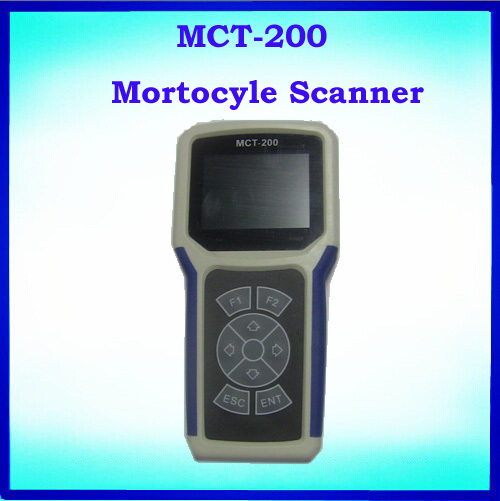 2015 NEWEST Motorcycle Diagnostic Tool MCT-200 motorcycle diagnostic scanner for multi brands with DHL free to most countries(China (Mainland))