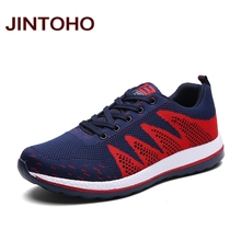 JINTOHO Luxury Brand Designer Men Shose Fashion Mens Trainers Lace-Up Men Casual Shoes Zapatillas Shoes Online Shop Shoes Homme(China (Mainland))