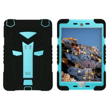 Dragonfly Design Shockproof Protective With Stand Holder Heavy Duty TPU+PC 3 in 1 Back Case For iPad Mini 4 Kickstand Cover(China (Mainland))