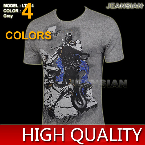 New Outdoor Short Sleeve Cool Quick Dry Clothing Men's Breathable Fitness Sports Skinny T-Shirts for Men 4 Colors 4 Sizes LT064()
