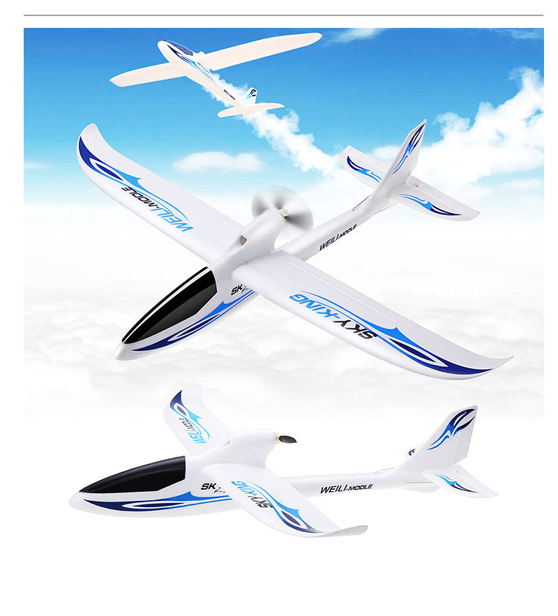 Wltoys F959 Sky King 3CH RC Airplane Push-speed glider Fixed Wing Plane RTF VS WLtoys F929 F939 F949(China (Mainland))