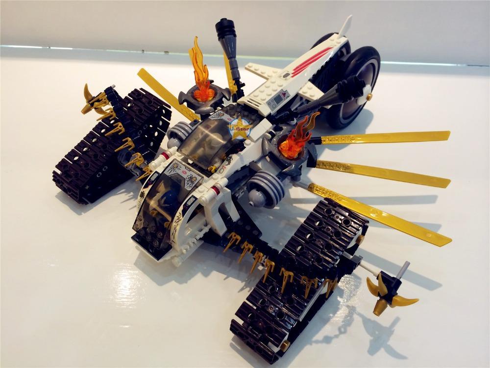 ninjago ultra sonic raider building blocks sets bela 9788