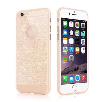 Etui iPhone 5S 6S z brokatem, najlepsze dla kobiety
