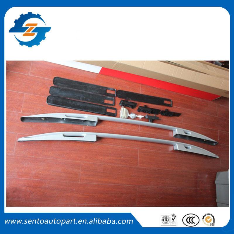 Hot Sale Screw Install Aluminium alloy roof rack rail bar fit for Honda C-RV CRV 07 08 09 10 11(China (Mainland))