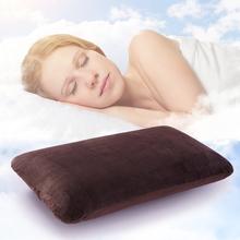 1-Piece memoria almohada adultos rebote lento almohada de espuma de memoria para viajes Sleep almohada 40 x 70 cm dureza media(China (Mainland))