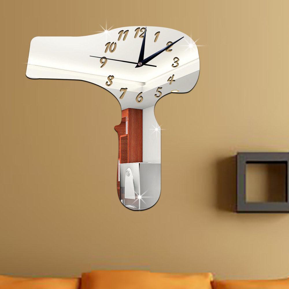 Reloj de pared moderno compra lotes baratos de reloj de - Relojes modernos de pared ...