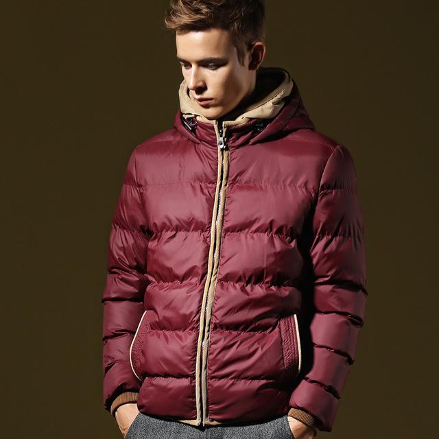Mens Down Parka Coats - JacketIn