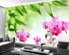 Buy 3d flower wallpaper 3d wallpaper modern living room murals papel de parede Home Decoration 3d mural wallpaper for $15.90 in AliExpress store