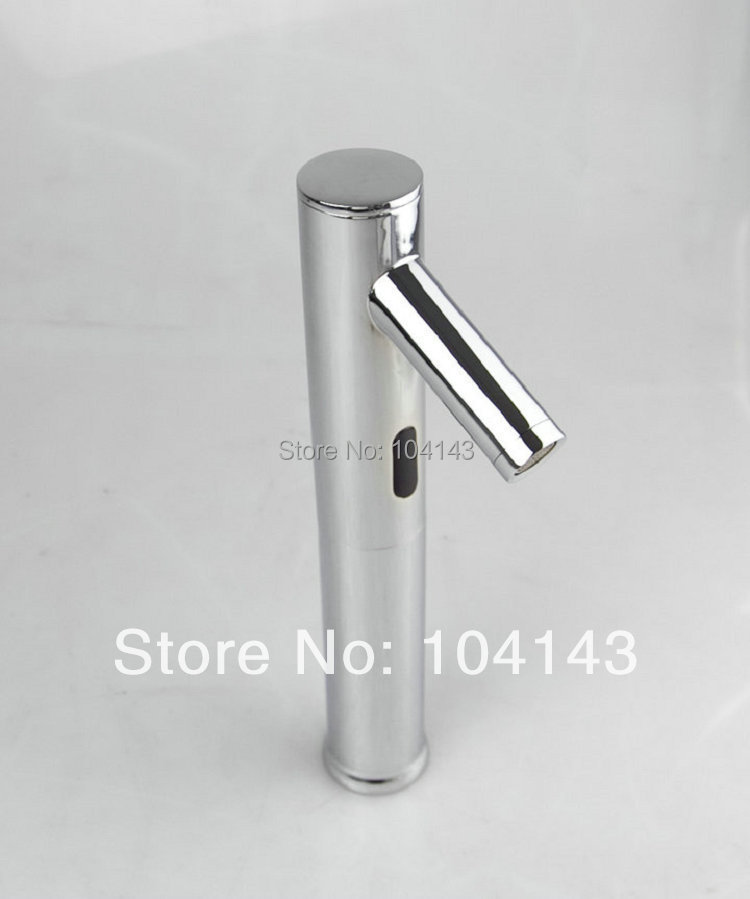 good quality automatic hand touch free sensor faucet bathroom