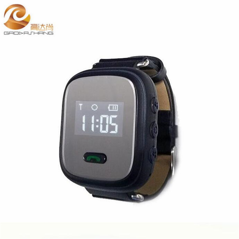 2016 New Smart Tracker Watch GPS Tracker Watch For Kids And Old People With SOS Function Smart Watch Phone(China (Mainland))