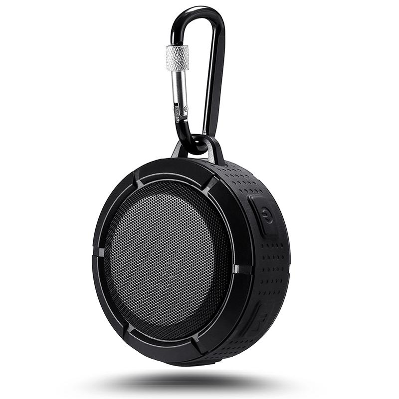 lemfo waterproof bluetooth speaker mini wireless nfc super bass subwoofer outdoor handsfree. Black Bedroom Furniture Sets. Home Design Ideas