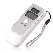 Alcohol Breath Tester Analyzer Breathalyser Dual LCD display Clock display led alcohol Tester MQ-3 sensors(China (Mainland))