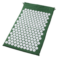 Health Care Pain Relief Acupuncture Acupressure Body Massage Mat Ease Combat Stress Sore Muscles and Sleep