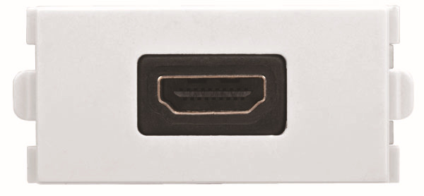 HDMI Female Socket Module 211, Modular Wall Face Plate Outlet, 3D High Speed V1.4 HDMI Wall Plate (F-F)(China (Mainland))
