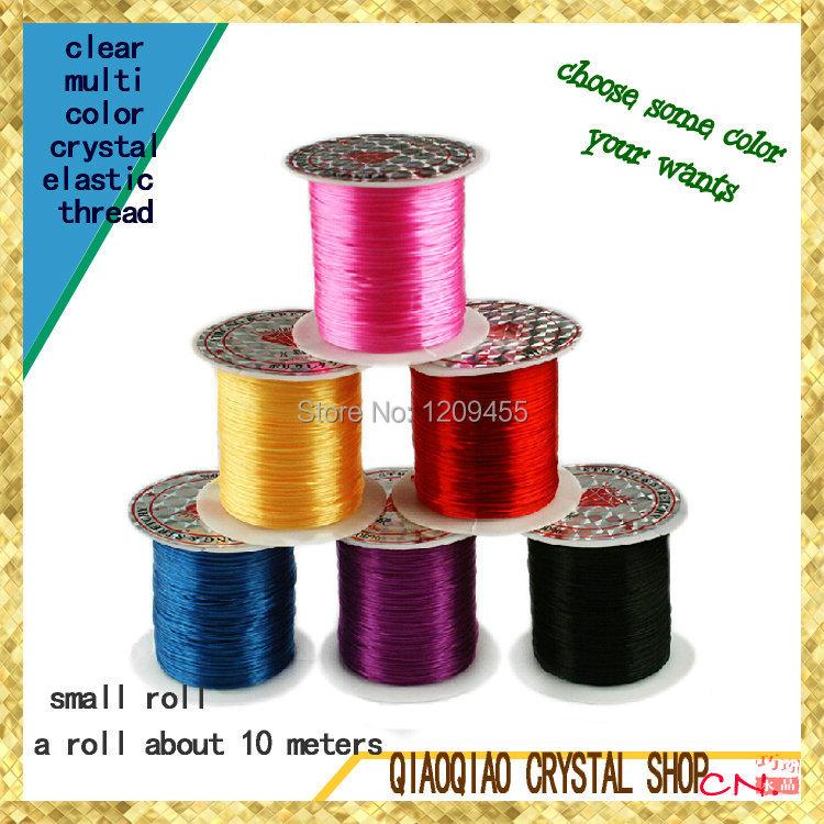 QIAOQIAO crystal thread 1  DIY