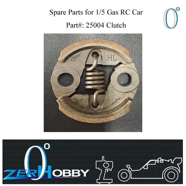RC CAR SPARE PARTS CLUTCH FOR HSP 1/5 GAS RC CAR (part no. 25004)