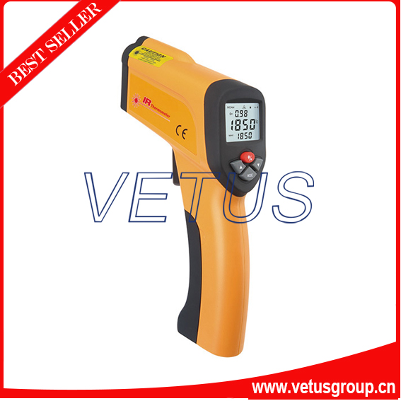 HT-6889 Non-contact  infrared thermometer with Backlight LCD instruments Infrared Thermometer<br><br>Aliexpress