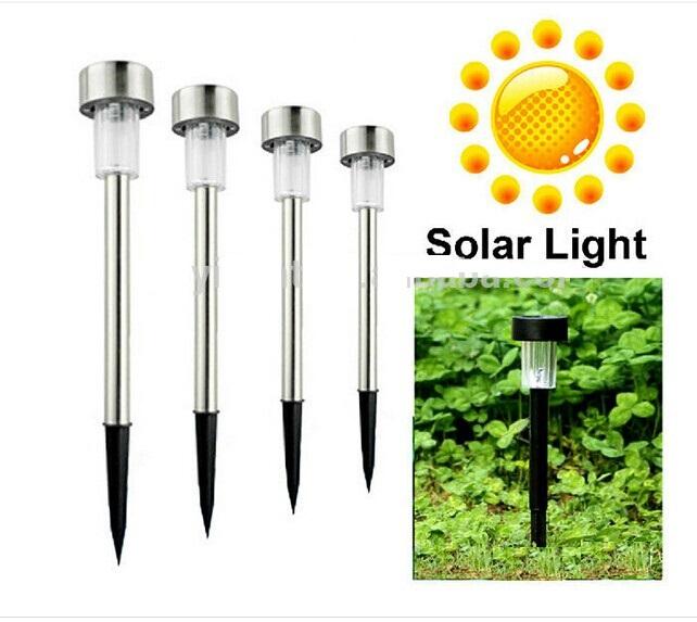 2015 Hot Salel solar light outdoor garden Steel led solar lawn lights Light-operated solar lawn light for garden(China (Mainland))