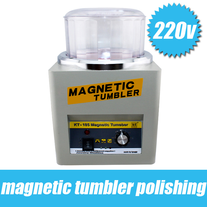 magnetic deburring polishing machine