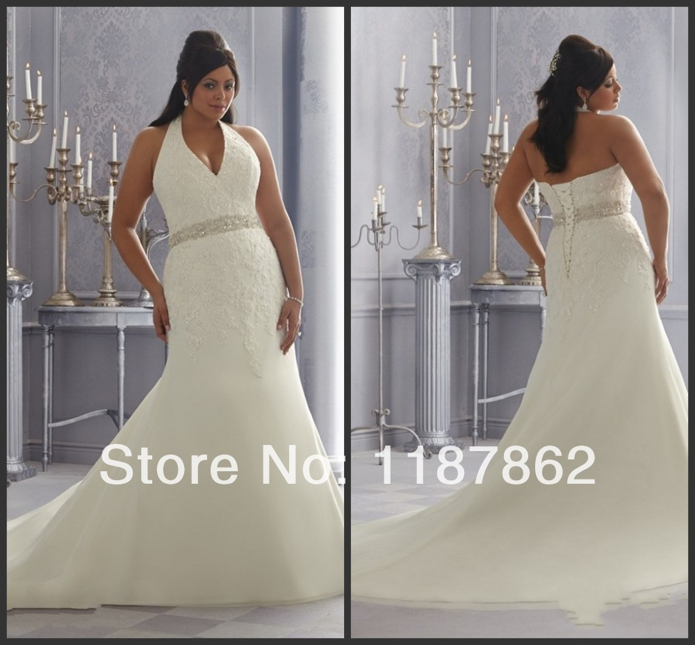 Wd 0255 mermaid wedding dress with lace corsets plus size for Corset wedding dresses plus size