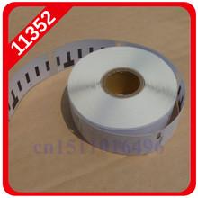 5x rolls Dymo Compatible Labels 11352 1352 Return Address for Seiko Slp 430 Etiketten Labelwriter 400 450 Turbo 54mm 25mm
